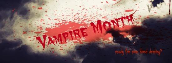 Vamp month logo