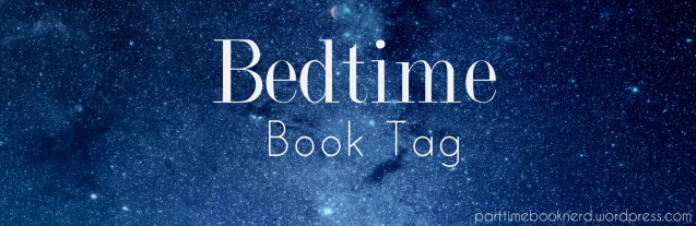 bedtime book tag