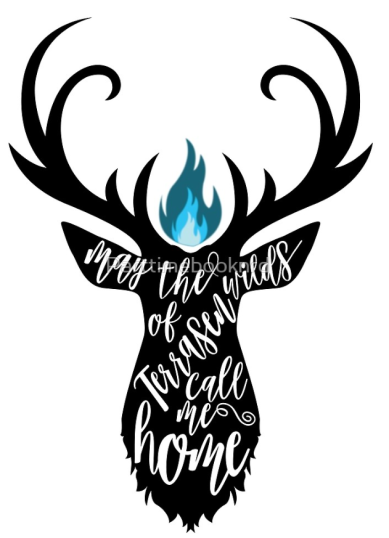 stag terrasen typography